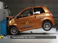Samochód, który ma zero gwiazdek w testach zderzeniowych