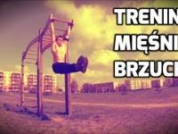 Zabójczy trening brzucha ( Siła i Wytrzymałość) - Na podłodze i drążku.