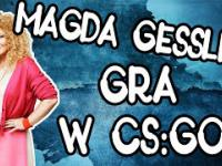 Magda Gessler gra w CS GO ? (TrolleQ na mikrofonie)