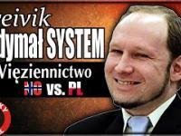 Breivik wydymał system - Więziennictwo NO vs. PL