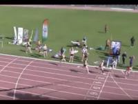 Turbospeed na ostatniej zmianie, czyli niesamowite końcówka biegu na 4 x 400m