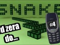 Ciekawostka o SNAKE najpopularniejszej grze na telefonie