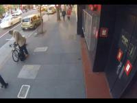Kradzież roweru w biały dzień i to z pomocą szlifierki