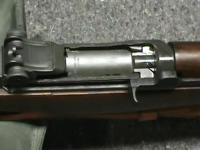 Trzy sposoby ładowania karabinu M1 Garand