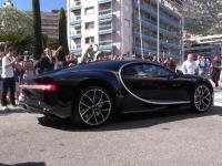 Bugatti Chiron w Monaco - co za maszyna!