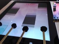 Robot do smartfonowej gry Piano Tiles