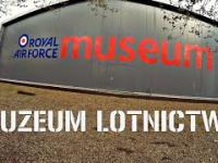 uRban w Londynie odwiedza Muzeum LOTNICTWA