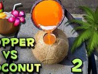 Płynna miedź kontra kokos