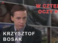 W cztery oczy - gościem Marcina Roli jest Krzysztof Bosak
