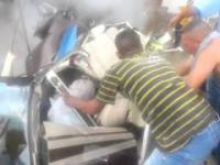 Katastrofa śmigłowca w Brazylii
