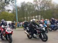 Otwarcie sezonu motocyklowego w Bydgoszczy