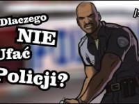 Dlaczego NIE ufać policji [parodia]