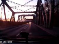 Wężykiem na drodze most Bydgoski 01.05.16