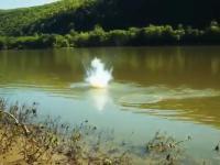 Wybuchowe kaczki, czyli metaliczny sód w akcji