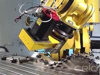 tarciowe spawanie aluminium robotem