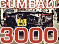 GUMBALL 3000 w Londynie