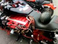 Motocykl z silnikiem V12 Aston Martin Niesamowita Maszyna