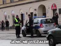 Jak Policja i Straż Miejska reagują na kradzież