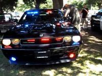 Policyjny Dodge Challenger R/T