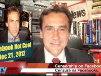 Facebook censors Facebook - Max Kolonko Mówi Jak Jest