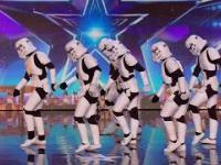 Szturmowcy ze Star Wars opanowali Mam Talent