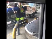 Delikatne obchodzenie się z bagażem