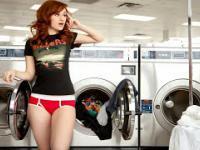 Publiczne pralnie w USA