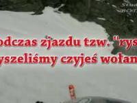 RYSY od Polskiej strony i szczyt głupoty pewnego wspinacza
