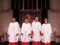 Kościelny chórek