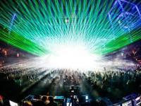 MISTRZOWIE w pokazach laserów KOMPILACJA
