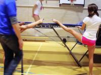Trener trampolinistek, czyli najlepsza praca na świecie
