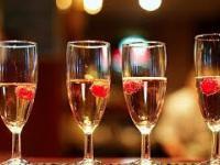 Owocowe kieliszki diy - Fruit glasses diy