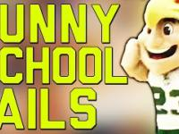 Funny School Fails Compilation ||