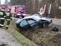 Pościg ponad 170 km/h za 19-latkiem w BMW bez prawa jazdy jadącym z 2-ką pasażerów!