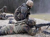 Its a machine gun!