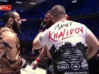 KSW 35: Mamed Khalidov vs Aziz Karaoglu [Cała walka]