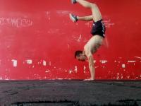 Trening z własną masą ciała
