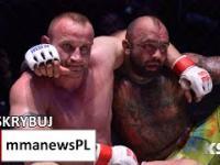 KSW 35: Marcin Różalski odda Pudzianowi zwycięstwo, jeżeli ten wniesie protest