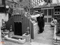 Efektywny brytyjski schrona z czasów II Wojny Światowej
