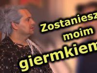 Michał Witkowski bawi się w Wiedźmina - Ścianka Myśli