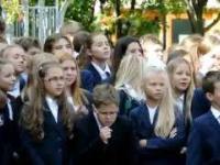 Rozpoczęcie roku szkolnego w Rosji