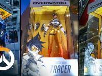 Overwatch - jak powstawały gigantyczne figurki postaci