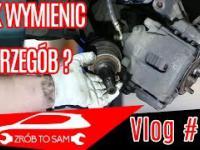 Wymiana przegubu zewnętrznego Vlog22 Jak zacząć przygodę z mechaniką