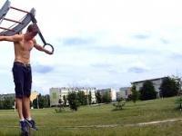 17 Najlepszych ćwiczeń na kółkach gimnastycznych.