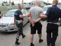 Lublin. Pijany kierowca spowodował kolizję.
