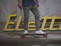 Elektryczny Longboard