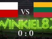 Polska - Litwa skrót meczu 06.06.2016 Kraków (0:0)