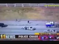 Policja amerykańska vs policja brazylijska