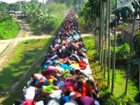 Pociąg w Indiach