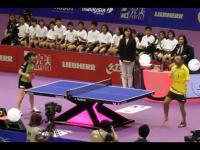 Kadłubek i tenis stołowy